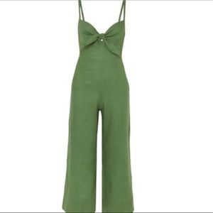 Faithfull the brand jumpsuit! Worn once!